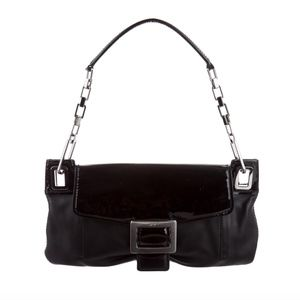 Roger Vivier Leather Shoulder Bag/Clutch